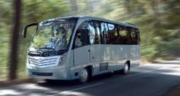 aluguer de minibus